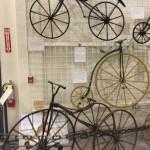 Draisienne bicycle