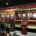 A trolley that ran in Denver