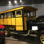 An old school bus