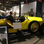 """Amelia Earhart's 1923 Kissel """"Gold Bug"""""""